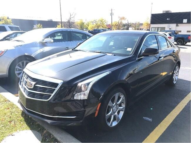 2016 Cadillac ATS 2.0L | Luxury | Turbo | AWD | Leather | NAV Sedan