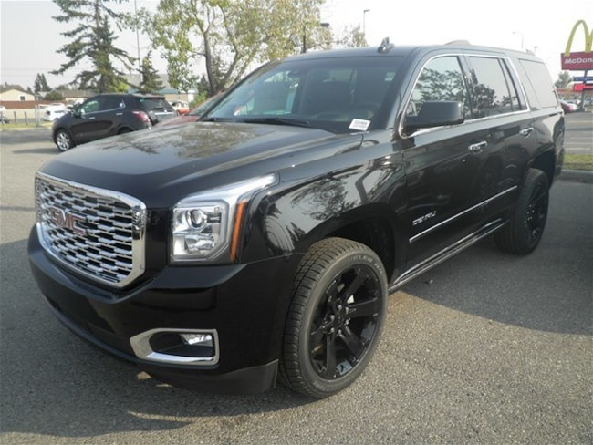 2019 Gmc Yukon New Suv For Sale Calgary Ab Car Dealership Stock