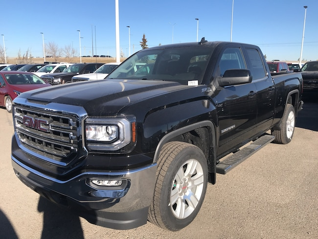 2019 Gmc Sierra 1500 Limited New Truck Double Cab For Sale Calgary