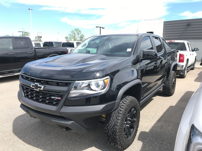 2019 Chevrolet Colorado ZR2 | 4X4 | Crew | Leather | HTD Seats Crew Cab