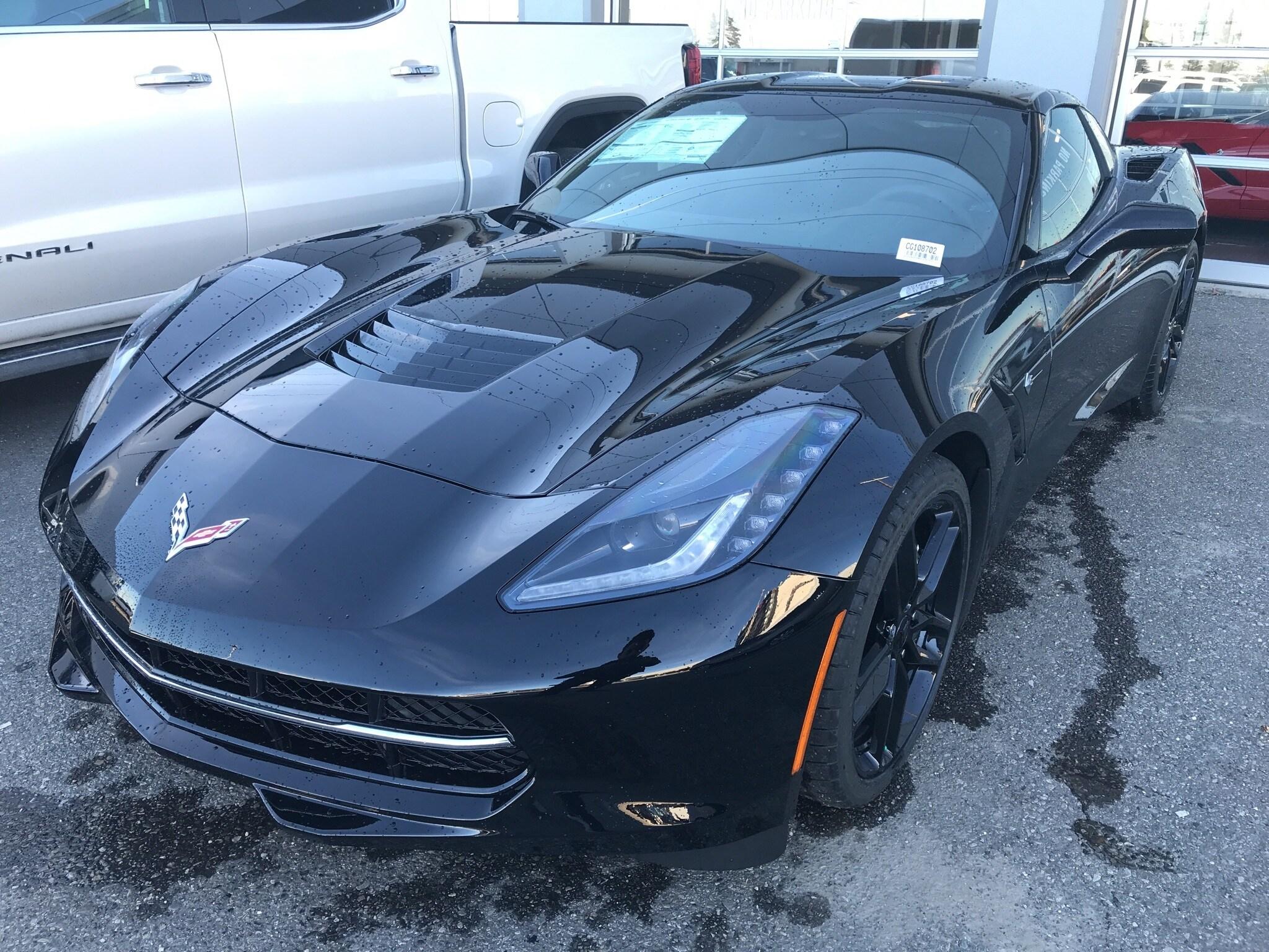 Cadillac peugeot corvette