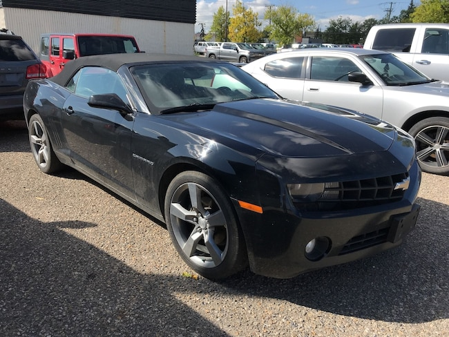 2012 Chevrolet Camaro LT | Soft TOP | Leather | Summer Blowout Convertible