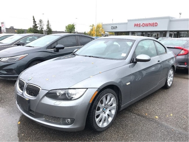 2009 BMW 3 Series i-Twin Turbo-Leather-Auto Coupe