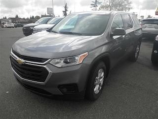 2019 Chevrolet Traverse LS SUV