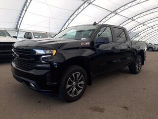 2021 Chevrolet Silverado 1500 Truck Crew Cab