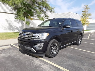 2019 Ford Expedition Limited-V6-HEATED LEATHER-SUNROOF- HAIL SPECIAL SUV