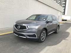 2017 Acura MDX Navigation Package-REM START-HEATED LEATHER SUV