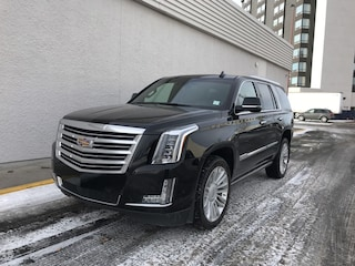 2017 CADILLAC Escalade Platinum-HUD-HEAT/COOL LEATHER-REM START SUV