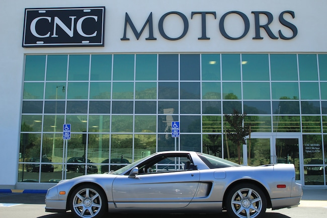 2002 Acura NSX-T 3.2L Open Top Coupe