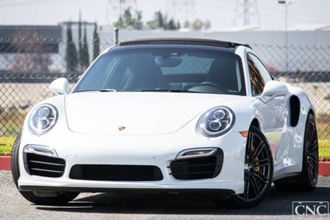 2014 Porsche 911 Turbo S Coupe