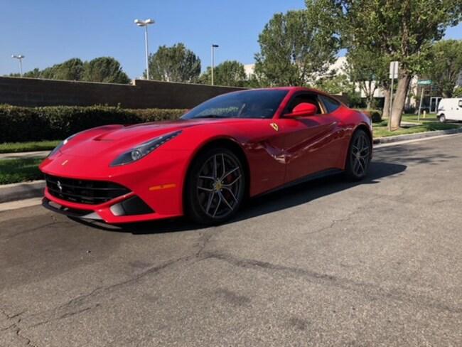 2016 Ferrari F12berlinetta Base Coupe