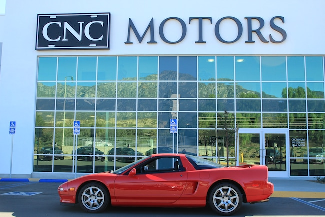 1995 Acura NSX Open Top Coupe