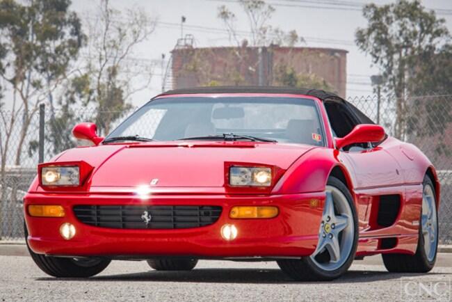 1998 Ferrari F355 Spider Convertible