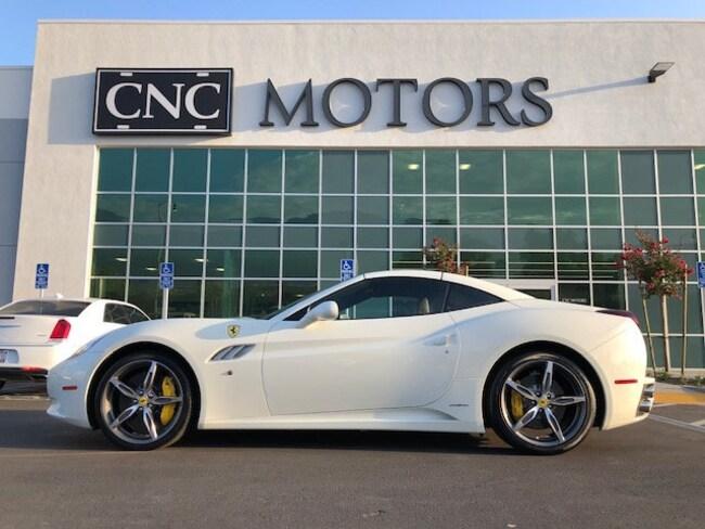 2014 Ferrari California Base Convertible