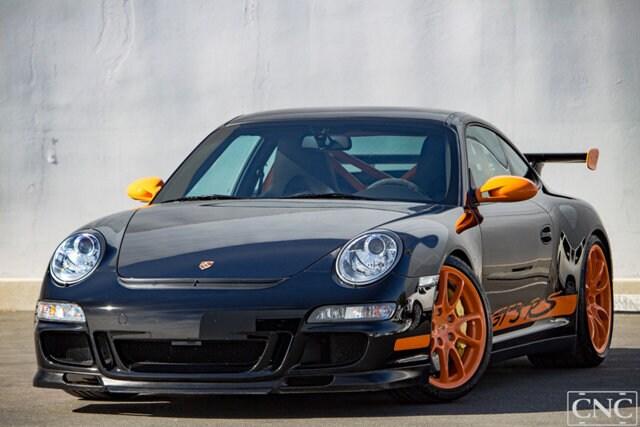2007 Porsche 911 RS Coupe