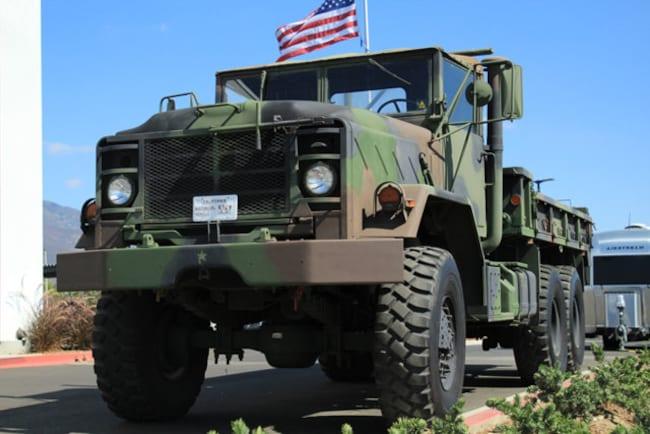 2019 Army Truck