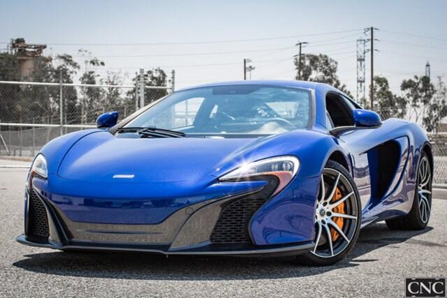 2015 McLaren 650S Base Coupe
