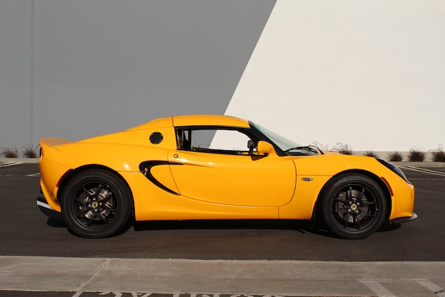 Used 2005 Lotus Elise For Sale Upland Ca