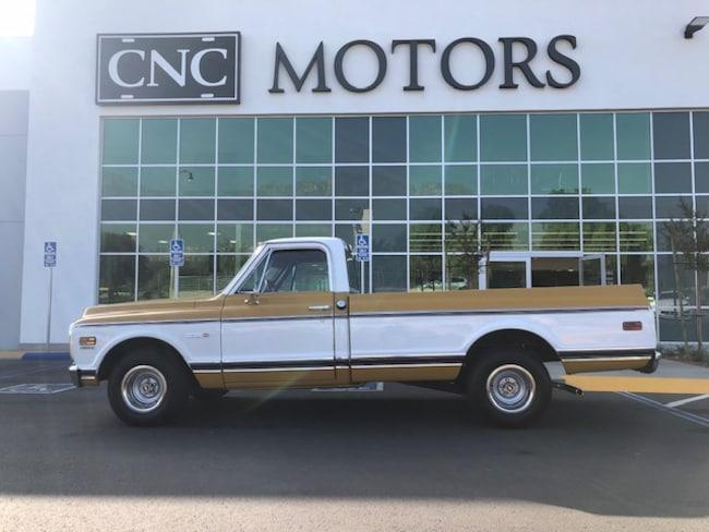 1971 Chevrolet Cheyenne Truck