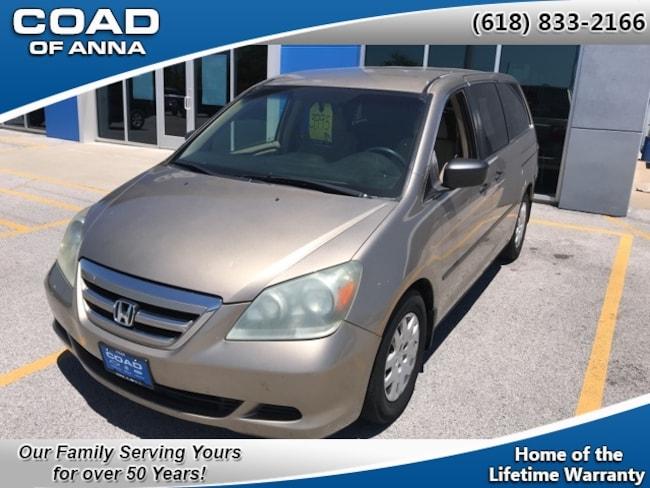 2005 Honda Odyssey LX Minivan/Van