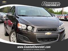 2015 Chevrolet Sonic 5dr HB Auto LT Hatchback
