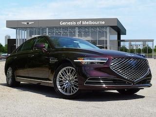 2021 Genesis G90 5.0 Ultimate RWD Sedan