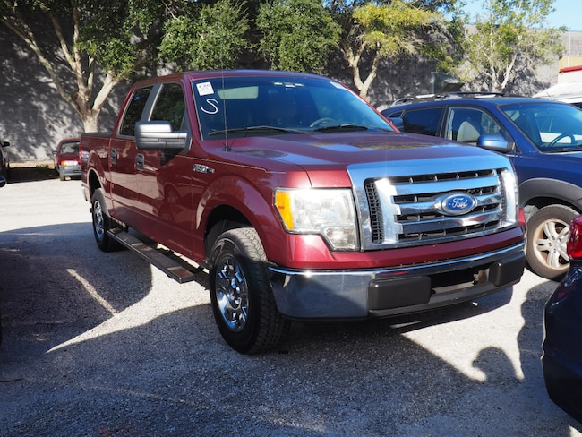 Used 2010 Ford F-150 Truck SuperCrew Cab in Melbourne, FL