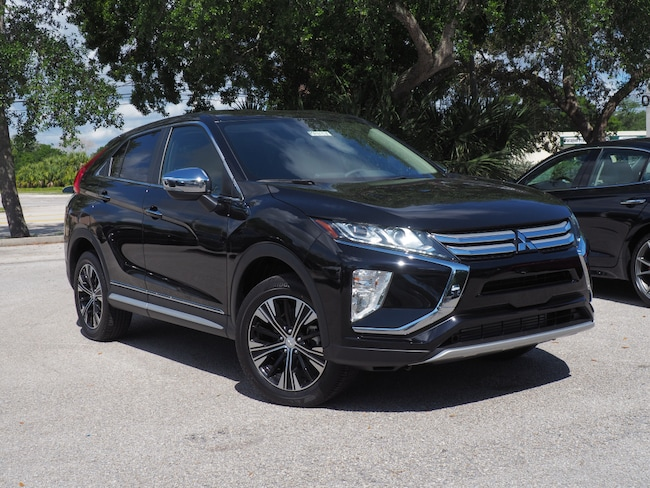 New 2019 Mitsubishi Eclipse Cross 1.5 CUV in Melbourne, FL