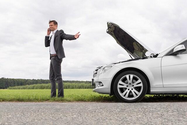 Coastal Mitsubishi Roadside Emergency Tips Handling Car Breakdowns - Mitsubishi roadside
