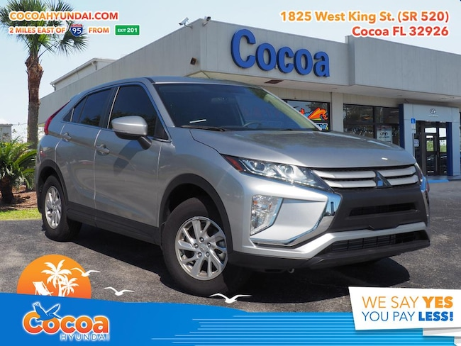 New 2018 Mitsubishi Eclipse Cross 1.5 ES CUV in Melbourne, FL