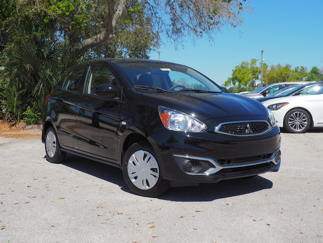 New 2019 Mitsubishi Mirage Hatchback in Melbourne, FL