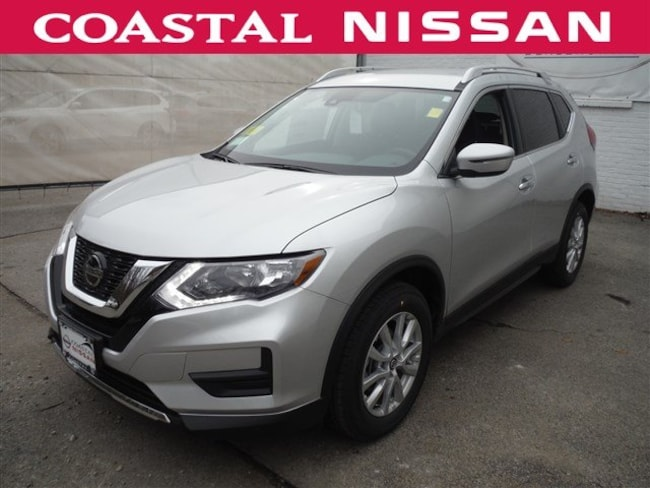 New 2019 Nissan Rogue S SUV in Norwell, MA
