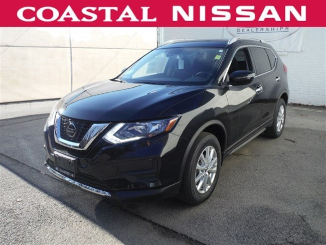 New 2019 Nissan Rogue SV SUV in Norwell, MA