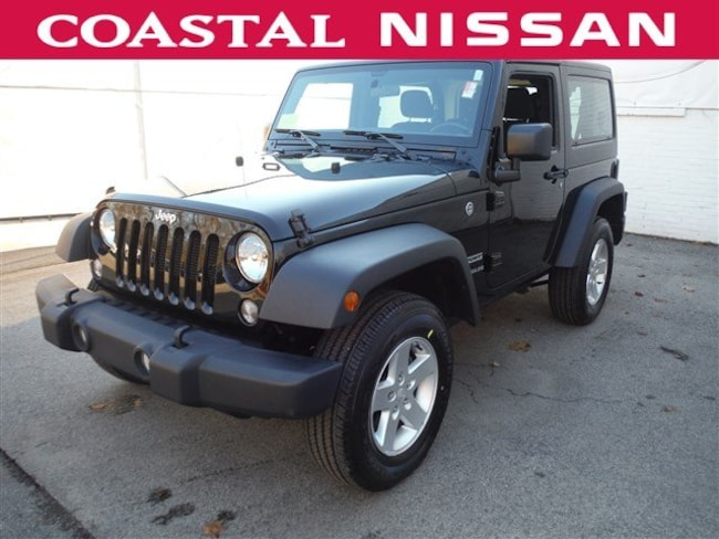 used 2017 used jeep wrangler for sale in norwell, ma | near boston