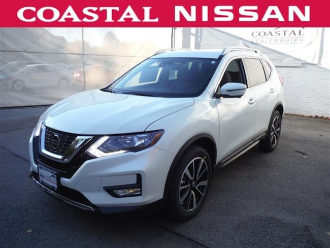 New 2019 Nissan Rogue SL SUV in Norwell, MA