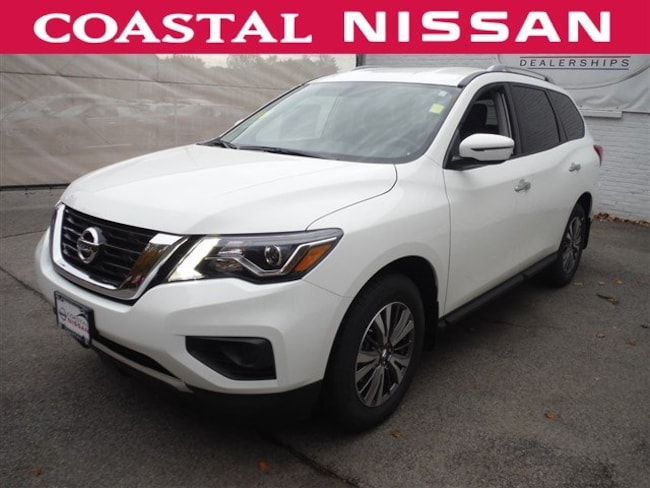 New 2019 Nissan Pathfinder S SUV in Norwell, MA