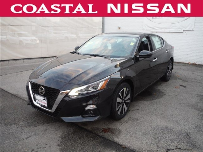 New 2019 Nissan Altima 2.5 SV Sedan in Norwell, MA