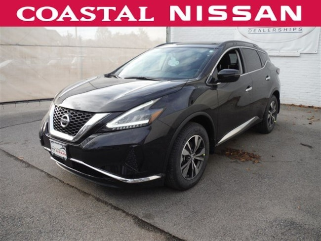 New 2019 Nissan Murano SV SUV in Norwell, MA