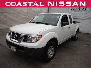 2015 Nissan Frontier S Extended Cab