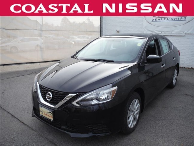 New 2019 Nissan Sentra SV Sedan in Norwell, MA