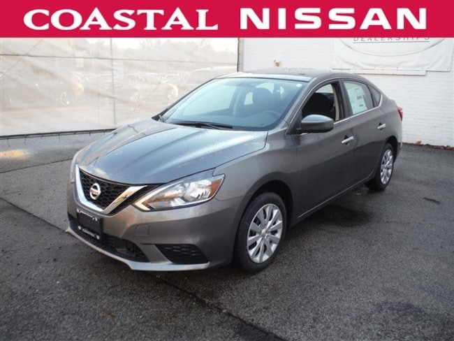 New 2019 Nissan Sentra S Sedan in Norwell, MA