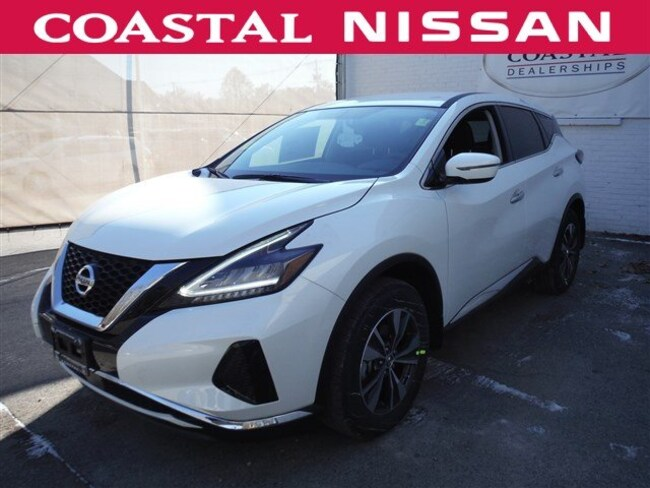 New 2019 Nissan Murano S SUV in Norwell, MA