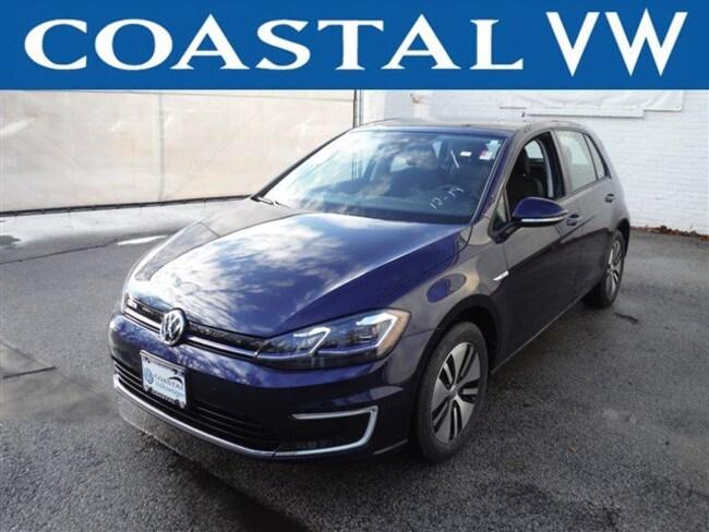 New 2019 Volkswagen e-Golf SEL Premium Hatchback For Sale/Lease Hanover, MA