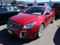 2013 Buick Regal GS Car