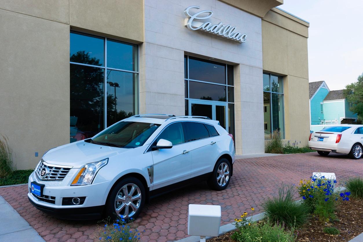 All-Electric 2023 Cadillac Lyriq