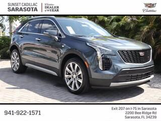 2021 CADILLAC XT4 Premium Luxury SUV