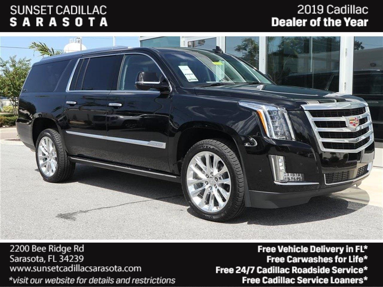 2019 CADILLAC Escalade ESV Premium Luxury SUV