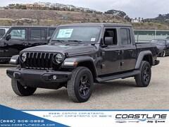 2021 Jeep Gladiator 4X4 CALIFORNIA EDITION Crew Cab