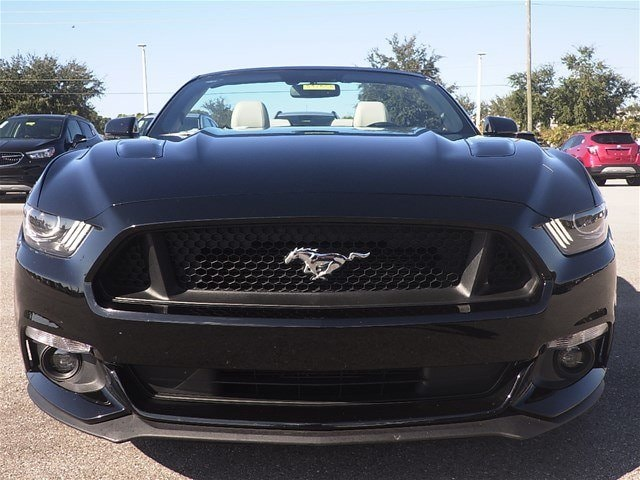 Used 2015 Ford Mustang GT Premium Convertible   Sarasota FL   Serving  Palmetto VIN: 1FATP8FF9F5324925