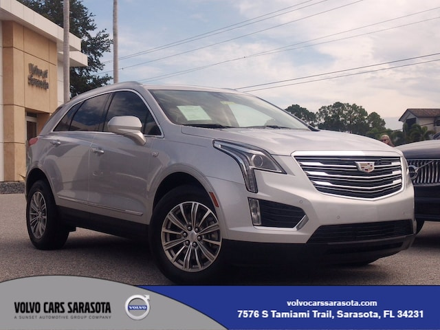 2018 Cadillac XT5 Luxury FWD FWD  Luxury for sale in Sarasota, FL